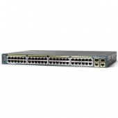 Коммутатор Cisco WS-C2960+48PST-L