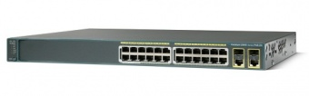 Коммутатор Cisco WS-C2960+24LC-L