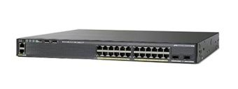 Коммутатор Cisco WS-C2960XR-24PD-I
